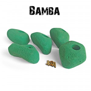 Bamba Climbing Holds Set